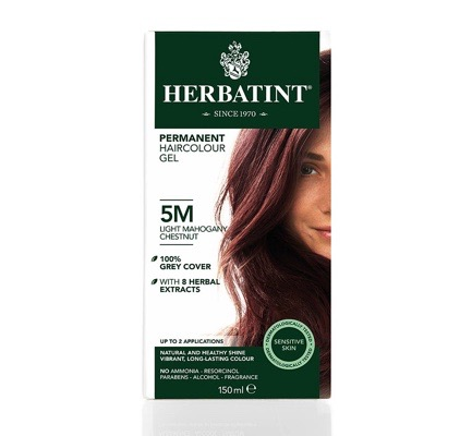 Herbatint Haarverf 5m Chatain Clair Acajou 150ml