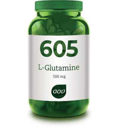 Aov 605 L Glutamine 500mg -a8310 90caps