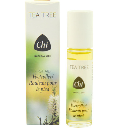 Tea tree voetroller