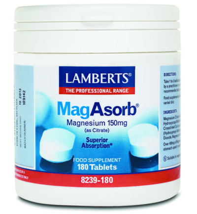 Magasorb (magnesium citraat)
