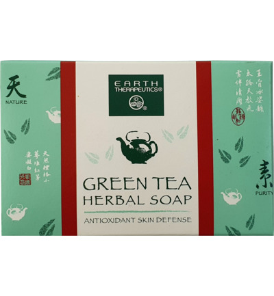 Green tea anti-oxi herb zeep