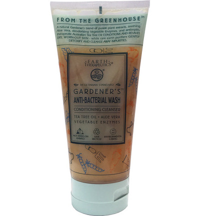 Gardeners anti-bacterial wash tea tree