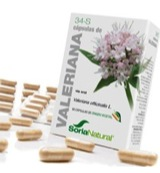 Valeriana officinalis 400 mg 34-S