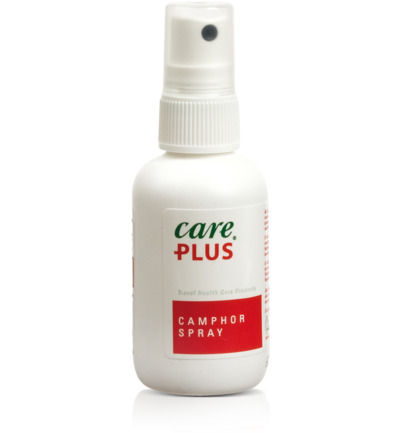 Camphor spray