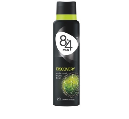 Deodorant spray men discovery