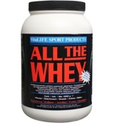 All they whey aardbei