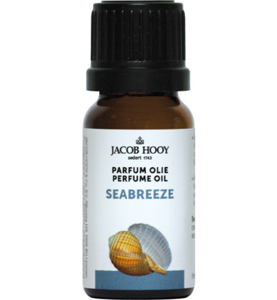 Jacob Hooy Parfum Oil Seabreeze 10ml