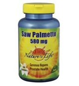Saw palmetto 580mg