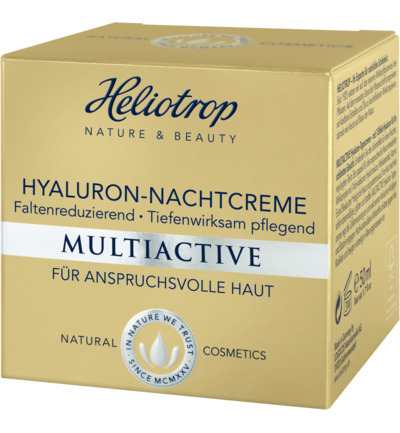 Multiactive nachtcreme