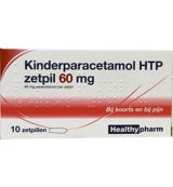 Paracetamol kind 60 mg