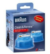 Clean & renew 2-pack
