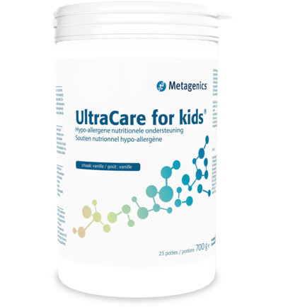 Ultra care for kids vanille