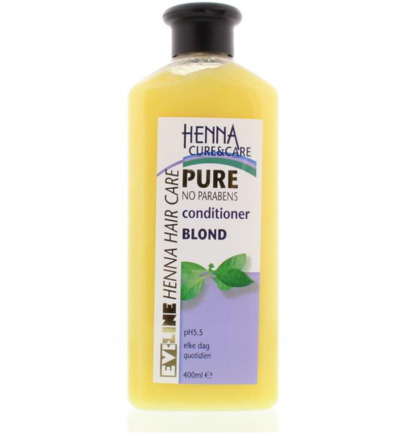 Conditioner pure blond