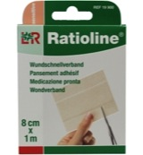 Wondverband sensitive 8 cm x 1 m