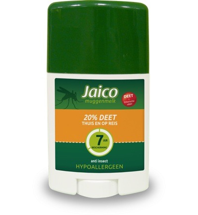 Jaico Muggenmelk Stick Met Deet (50ml)