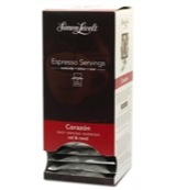 Espresso corazon servings