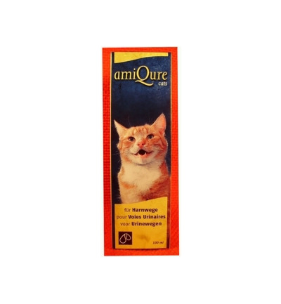 Amiqure Kat Urinewegen Pasta (100ml)