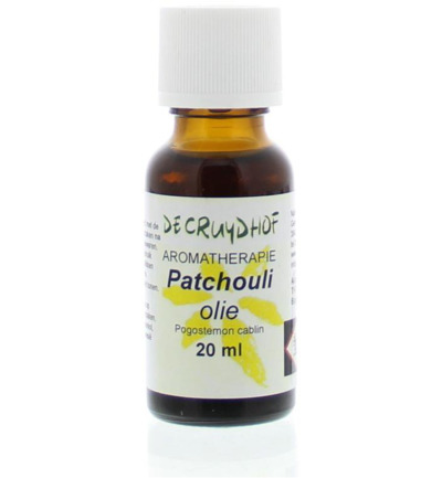 Patchouli olie Indonesie