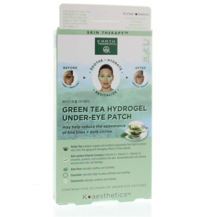 Hydro under-eye recovery patch