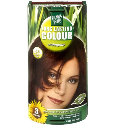 Long lasting colour 5.5 mahogany