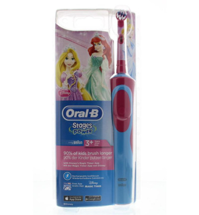 Oral B stage power kids D12513 900TX assorti