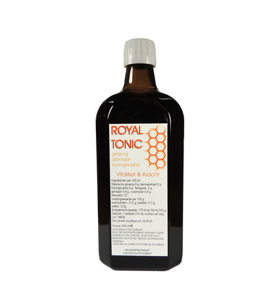 Royal tonic