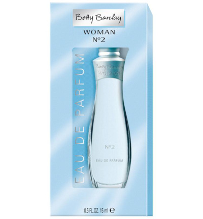 Betty Barclay Woman No2 Eau De Parfum Spray 15ml