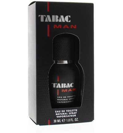 Man eau de toilette natural spray
