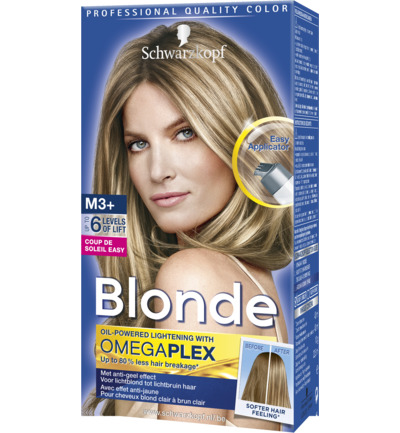 Blonde easy highlighter super plus
