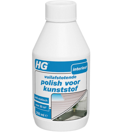 Hg Polish Vuilafstotend 250ml