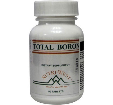 Total boron