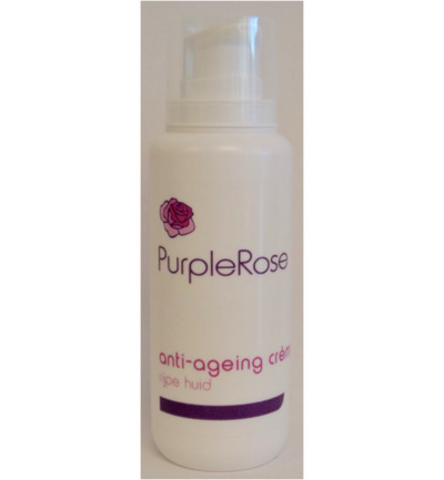 Purple rose anti aging creme