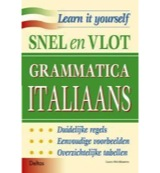 Learn it yourself - grammatica italiaans