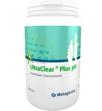 Ultra clear plus PH vanillle