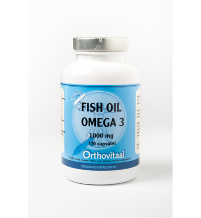 Omega 3 visolie 1000mg