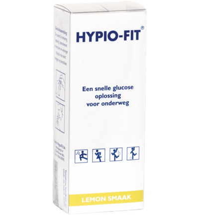 Hypio fit Direct Energy Lemon 18 Gram Sachet (12sach)