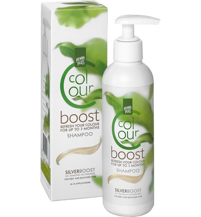 Hennaplus Color Boost 1 Silver 200ml