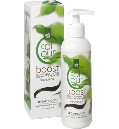 Hennaplus Color Boost 5 Brown 200ml