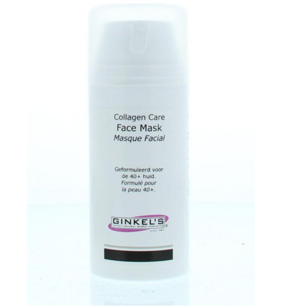 Collagen care face mask