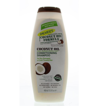 Palmers Coconut Oil Shampoo Kokosolie 400ml