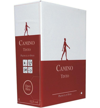 4 Tinto bag in box