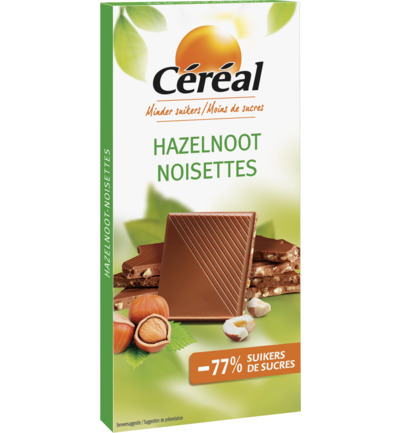 Tablet hazelnoot maltitol