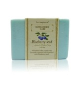 Soap blueberry