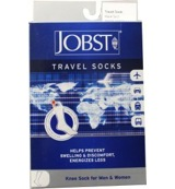 Travel socks zwart maat 5