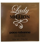 Paco Rabanne Lady Million Eau De Parfum (50ml)