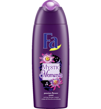 Fa Shower Cream Mystic Moments Sheabutter and Passion Flower 250ml