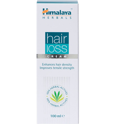 Herbal hairloss cream