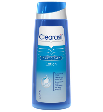 Daily clear lotion