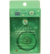 Recover E cucumber eye pads