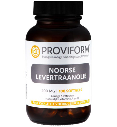 Noorse levertraanolie